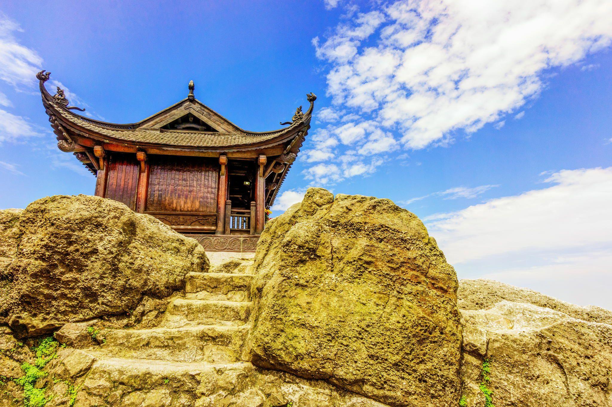 Du-lịch- Yên Tử - Thiền viện Trúc Lâm